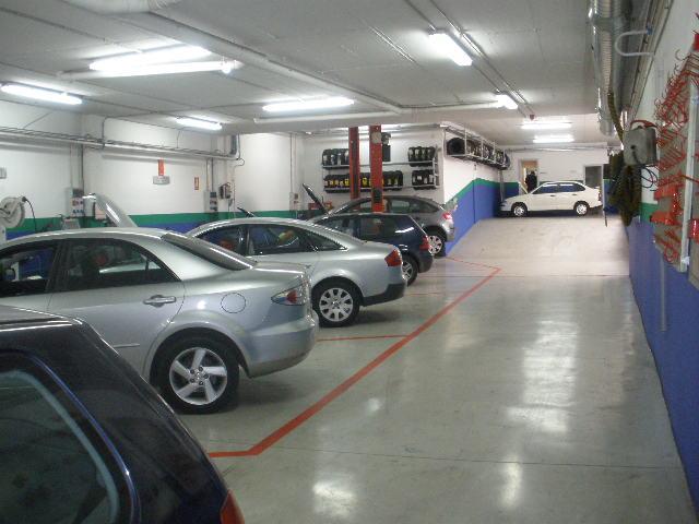 Egarwagen instalaciones