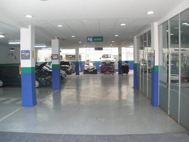 Instalaciones -egarwagen