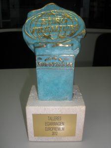 Europremium 2012